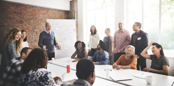 Redesigning diversity: from shortfalls to success