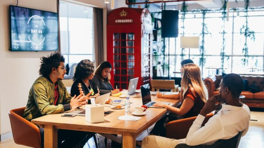 Four Great Co Working Spaces In Dubai Finding The Right Space